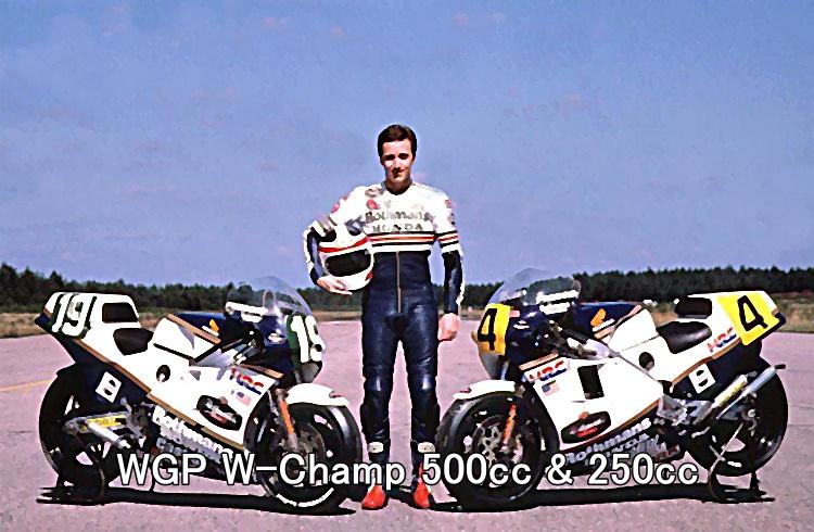WGP W-Champ 500cc & 250cc