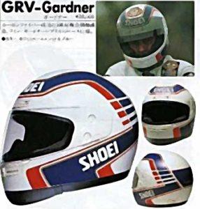 SHOEIヘルメットWayneGardner