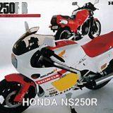 ホンダ NS250R は速い! 買取査定価格や如何に? 公道レーサーの王道!