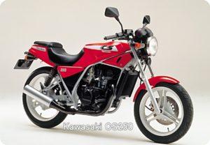 Kawasaki-CS250