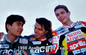 1998 Aprilia Racing Team