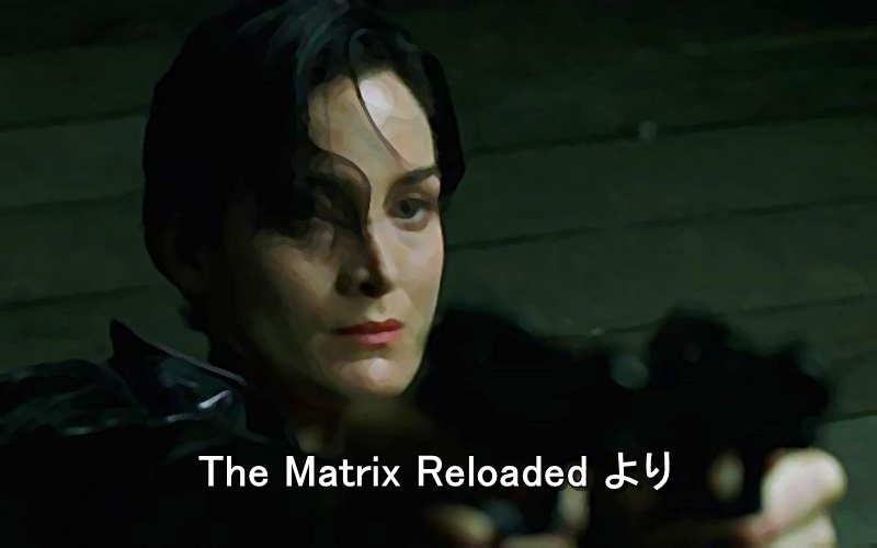 The Matrix Reloaded より4