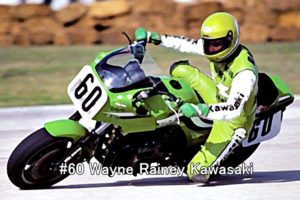 #60 Wayne Rainey Kawasaki
