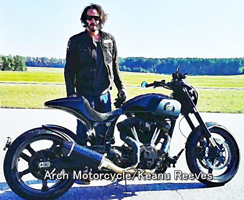 Arch Motorcycle Keanu Reeves