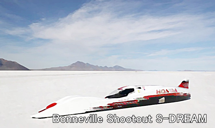 Bonneville Shootout S-DREAM