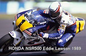 HONDA NSR500 Eddie Lawson 1989