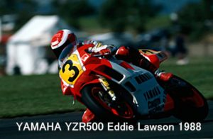 YAMAHA YZR500 Eddie Lawson 1988