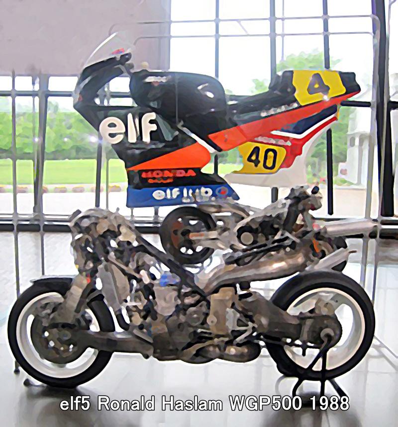 elf5 Ronald Haslam WGP500 1988