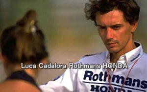 Luca Cadalora Rothmans HONDA