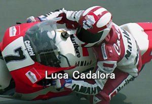 Luca Cadalora yamaha yzr500 1993