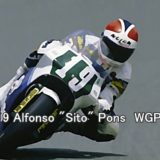#19 Alfonso Sito Pons WGP250