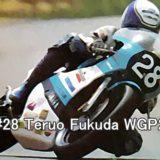 #28 Teruo Fukuda WGP250