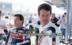 Doug Polen YOSHIMURA SUZUKI