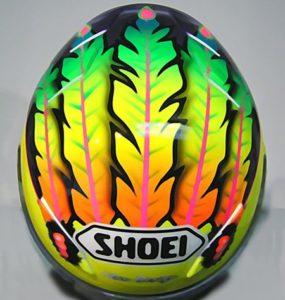 Scott Russell helmet